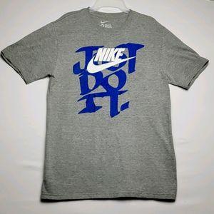 Men NIKE Just Do It Shirt